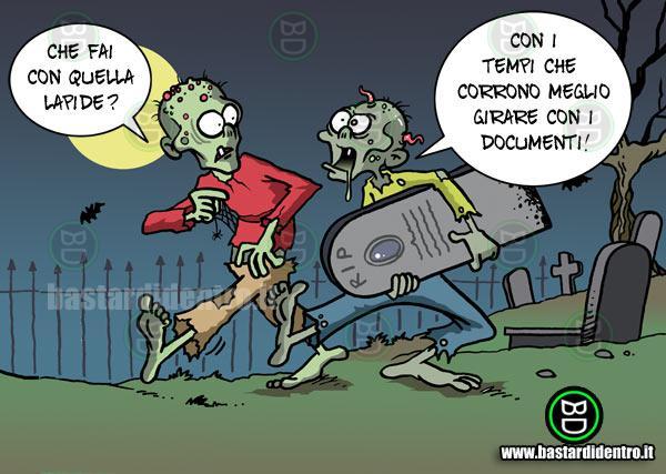Immagini divertenti due Zombie-2011-8-29