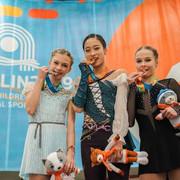 Российские соревнования: I Зимние международные спортивные игры «Дети Азии»