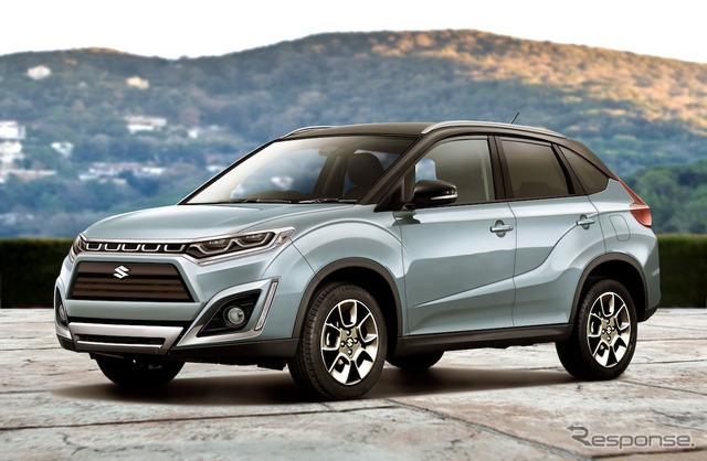 Suzuki Vitara 2021 Koeajo