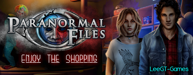 Paranormal Files 3: Enjoy the Shopping [Beta Version]