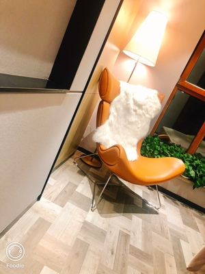 Imola Chair And Footstool