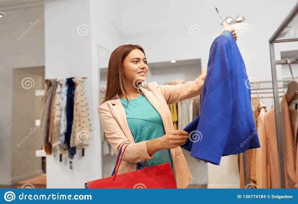 Manual Shopping Clothes