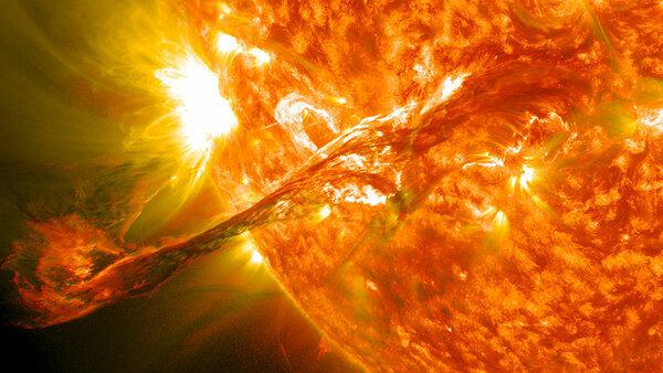 Путешествие к Солнцу