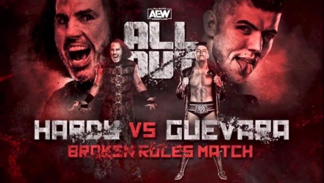 Matt Hardy vs. Sammy Guevara
