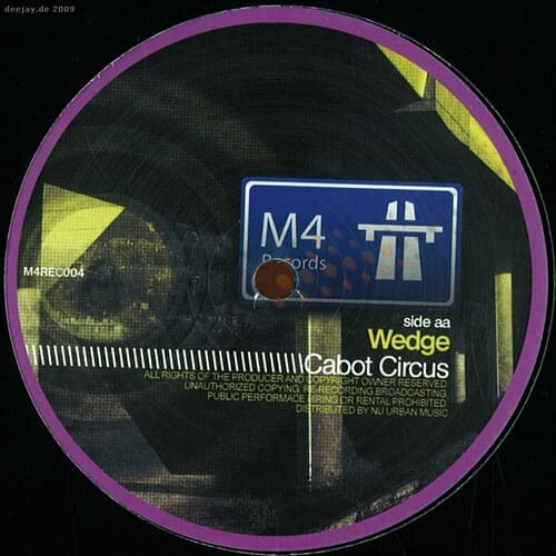 Download Gemmy / Wedge - Stokes Croft / Cabot Circus mp3