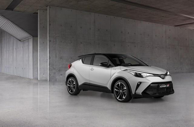 Toyota C-HR « GR SPORT » : encore plus dynamique et plus exclusif  Chr23-2