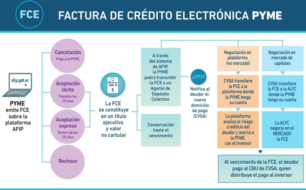 Procedimiento Factura de Crédito electrónica
