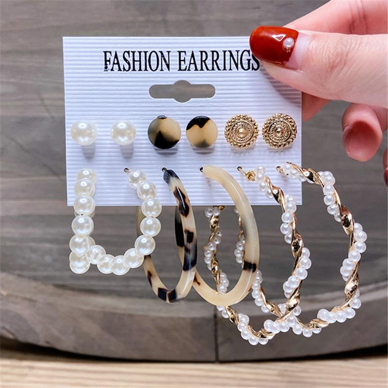 0-Elegant-Vintage-Pearls-Hoop-Earrings-Set-For-Women-Oversize-Circle-Hoop-Earrings-Geometric-Metal-P