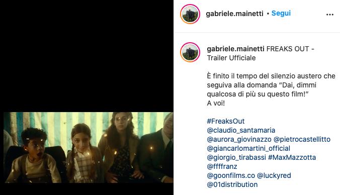 Freaks out, il trailer del film di Gabriele Mainetti
