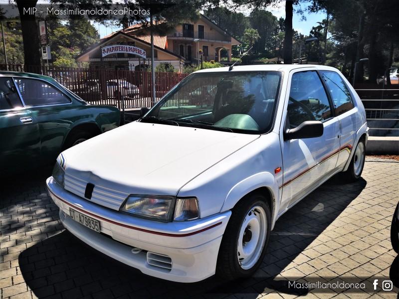 2019 - 19 Maggio - Raduno Auto d'epoca - Nicolosi Peugeot-106-Rallye-1-3-98cv-94-CTA79835-80-539-23-2-2018-2