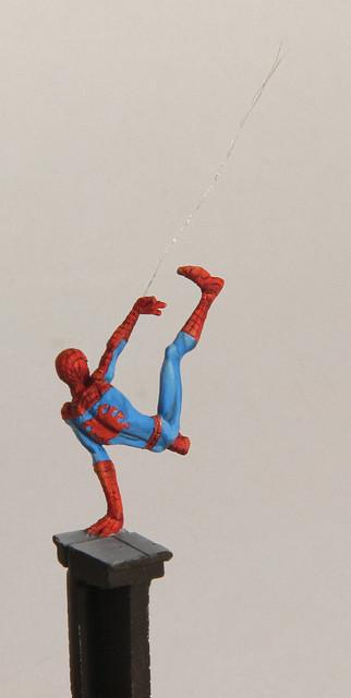 Spiderman (Knight Models 35mm) IMG-3355