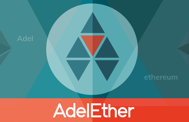 Adel Ether Announcement Graphic