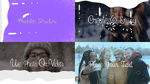 Christmas Slideshow | After Effects - Project for After Effects (Videohive)