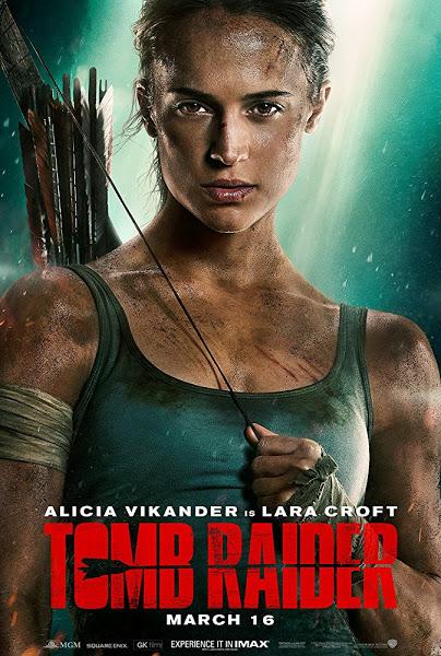 Tomb Raider 2018 [HQ Hindi Dubbed] 1080p 720p & 480p Bluray ESubs Download