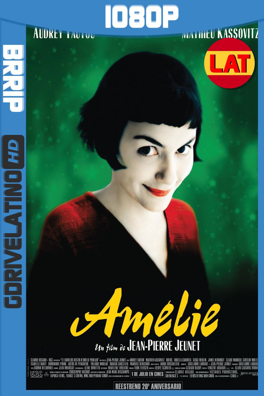 Amélie (2001) BRRIP 1080P Latino – Francés