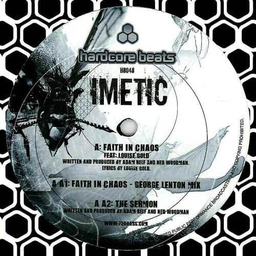 Download Imetic - Faith In Chaos / The Sermon mp3