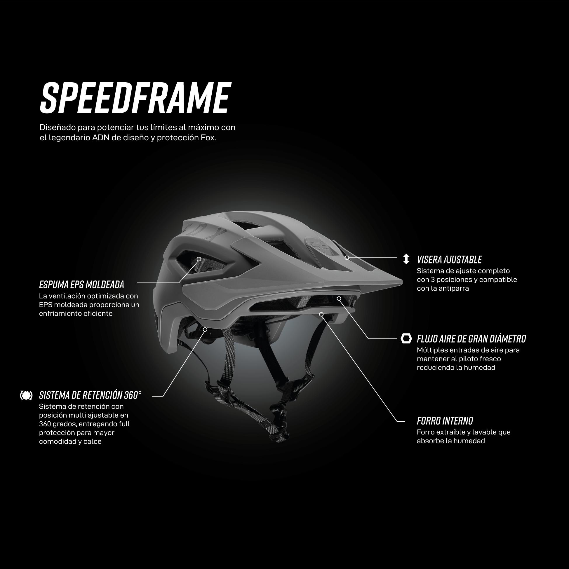 Speedframe-Gris
