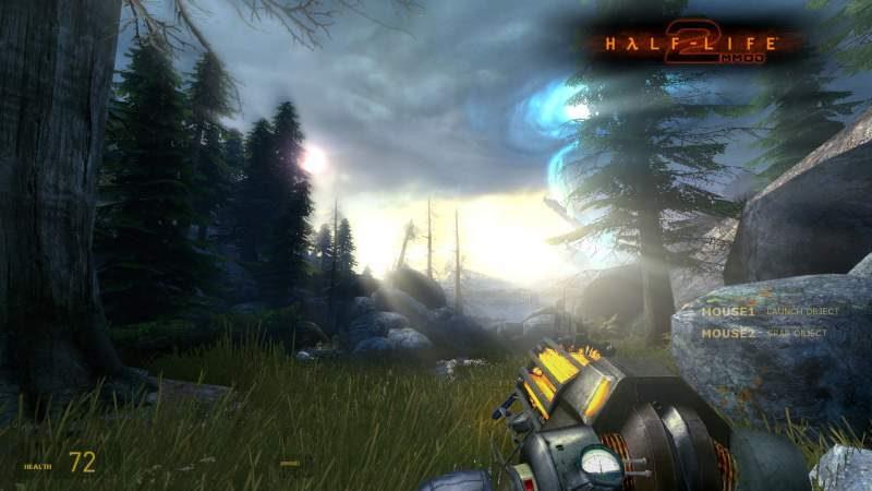 Вышел самый масштабный мод для Half-Life 2, работа над которым велась 9 лет