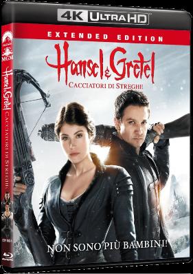 Hansel E Gretel - Cacciatori Di Streghe (2013) UHD 2160p UHDrip HDR10 HEVC AC3 ITA + E-AC3 ENG - ItalyDownload