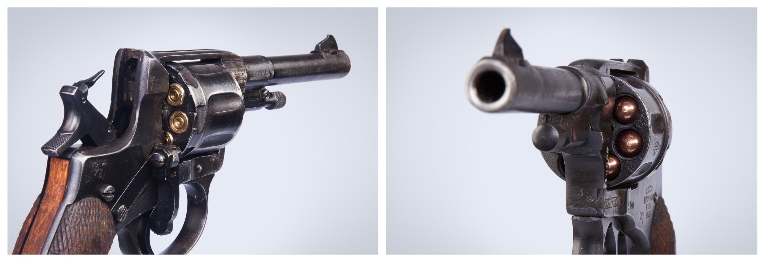 Nagant M1895.