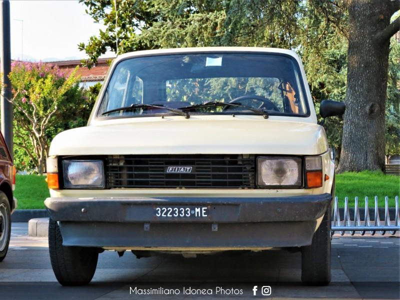 Raduno Auto d'epoca - Trecastagni (CT) - 21 Luglio 2019 Fiat-147-D-1-3-45cv-82-ME322333