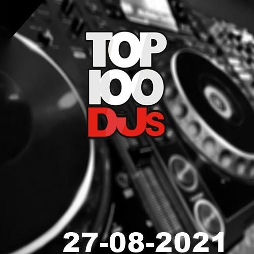 Top 100 DJs Chart (27-August-2021)