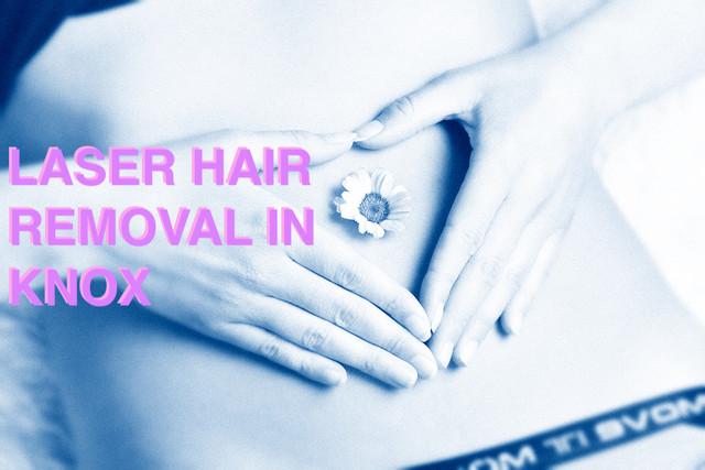 Laser hair removal in knox cover image