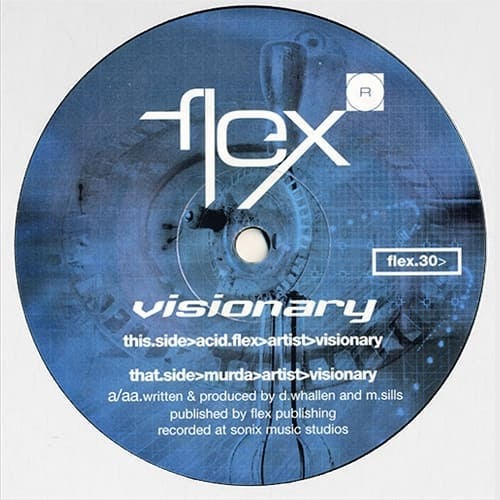 Download Visionary - Acid Flex / Murda mp3
