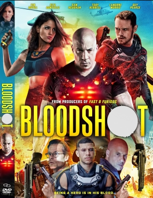 Bloodshot (2020) English HDRip 720p x264 900MB ESub DL