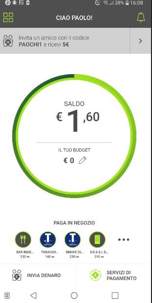 Bill SisalPay Bill (App italiana di SisalPay) €5,00 subito + €5,00 se invitato + €5,00 ogni invito [scadenza 31/07/2021] - Pagina 3 2019-08-23-5
