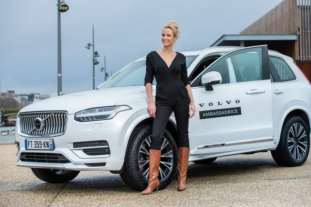 Elodie Gossuin, nouvelle ambassadrice de Volvo Car France en 2021 276903-Elodie-Gossuin-nouvelle-ambassadrice-de-Volvo-Car-France-en-2021
