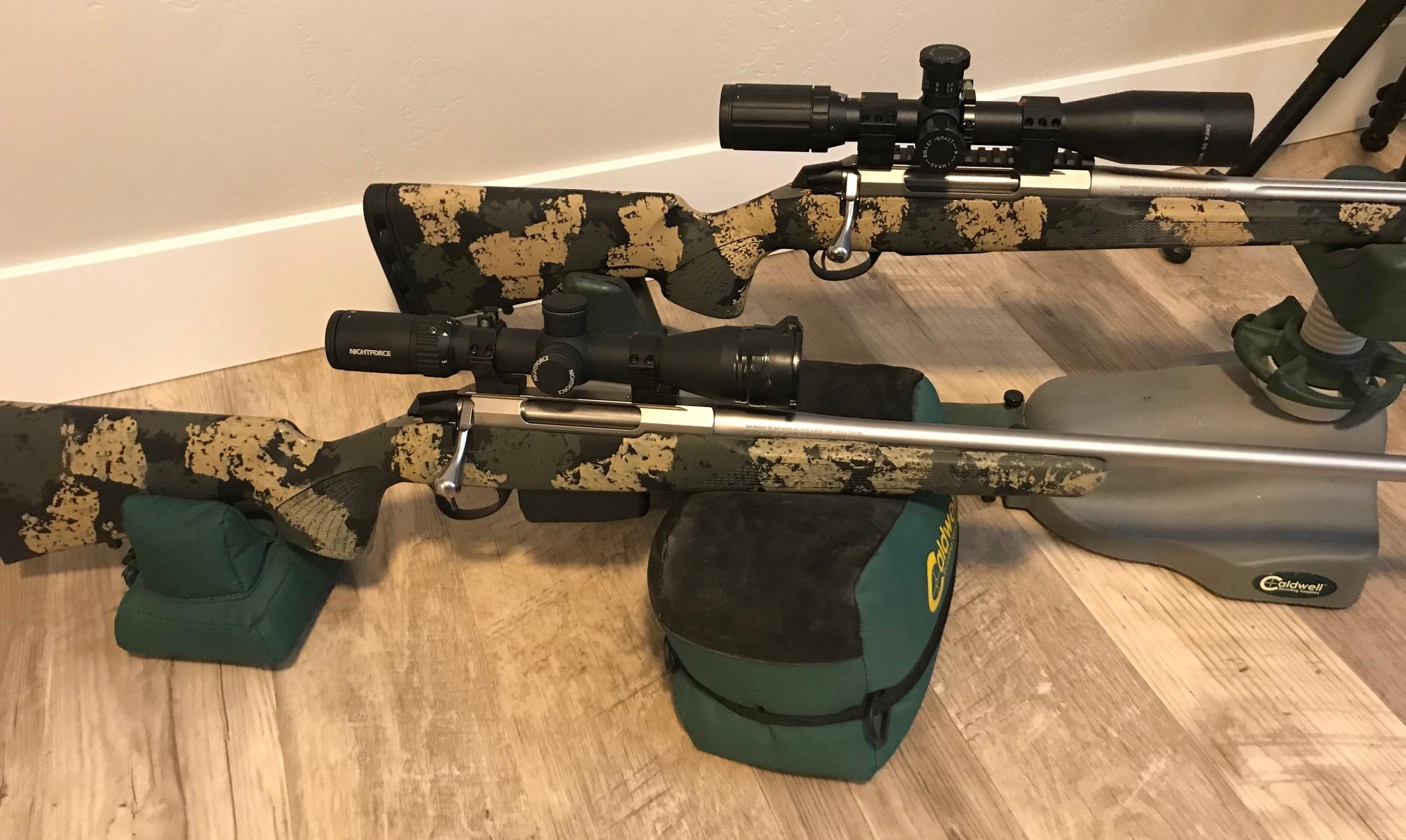 Tikka T3 Super Lite 7mm Rem Mag Mountain Rifle | Page 14