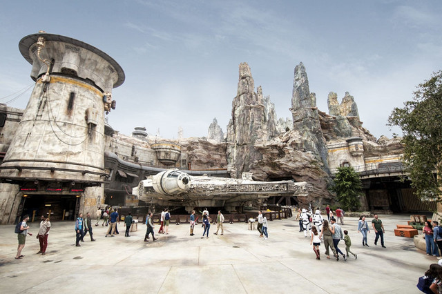 [Disneyland Park] Star Wars: Galaxy's Edge (31 mai 2019) - Page 7 SW2