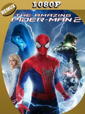 El Sorprendente Hombre Araña 2 (2014) BDRemux [1080p] Latino [GoogleDrive]