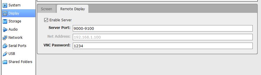 Virtualbox VM RDP - Plugins - openmediavault