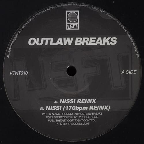 Download Outlaw Breaks - Nissi (Remixes) mp3