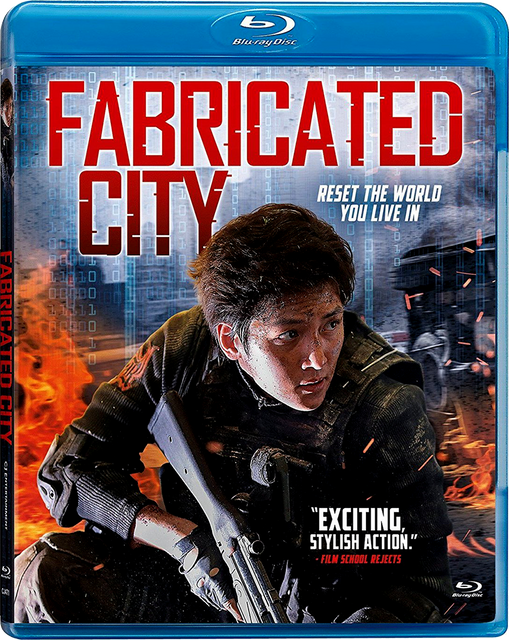 Fabricated City (2021) Hindi Dubbed Movie HDRip 720p AAC