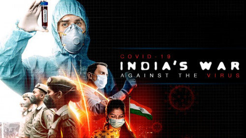 COVID 19 Indias War Against the Virus 2020 Hindi Malti Audio 720p HDRip 500MB