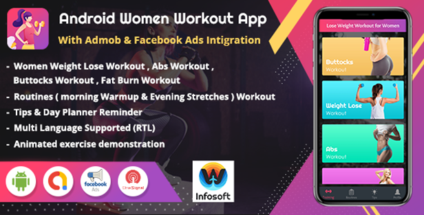 Women Workout App