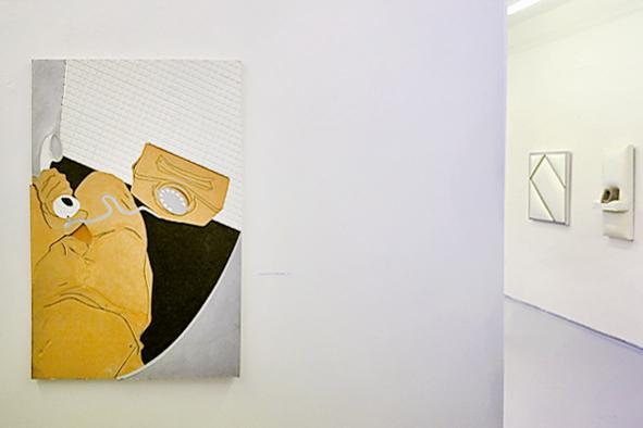 Ivan Kriz v galerii ARS