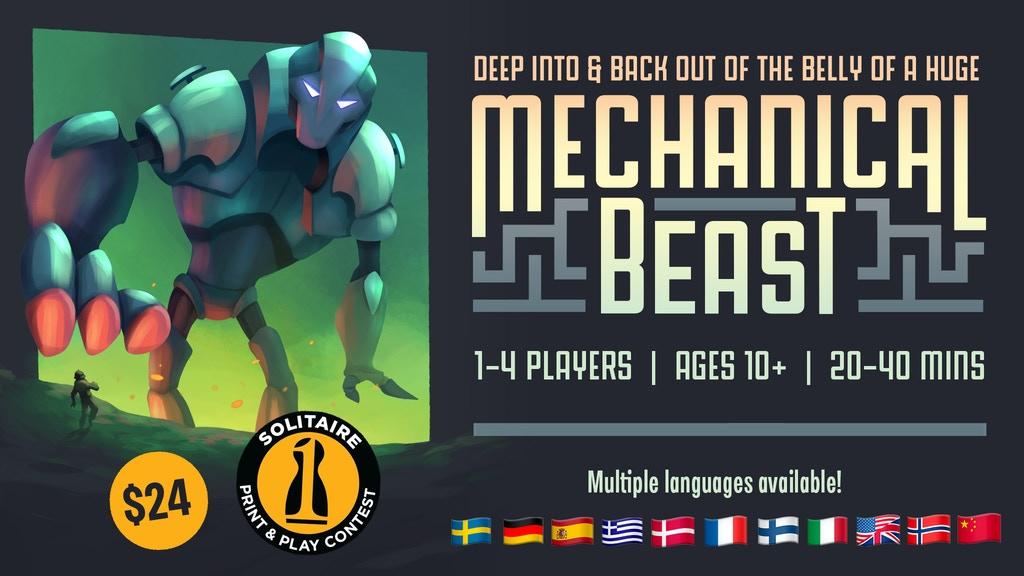 Mechanical Beast
