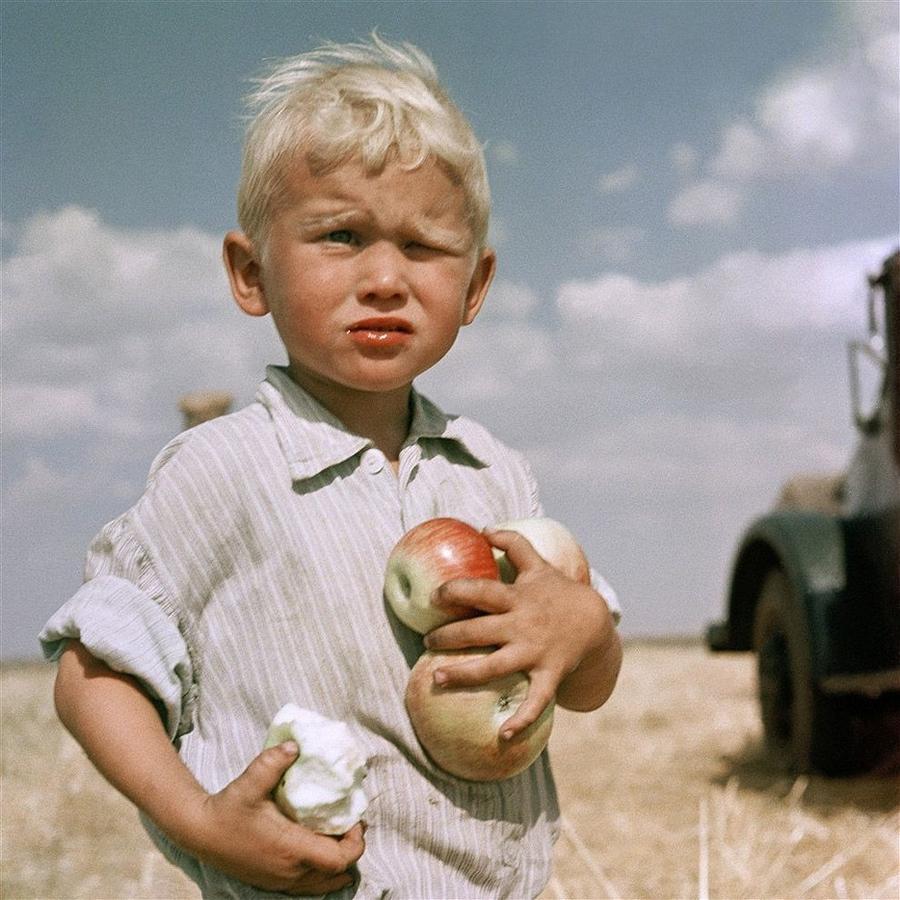 Жизнь СССР в фотографиях Юрия Абрамочкина 29