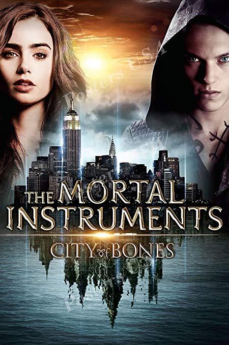 The Mortal Instruments City of Bones 2013 Dual Audio Hindi 720p