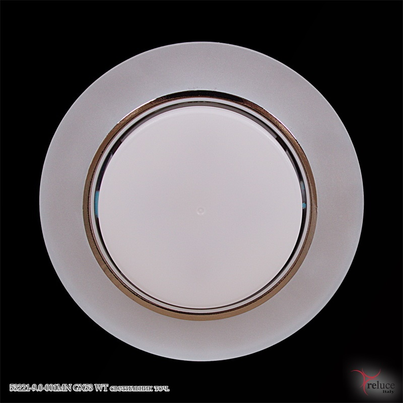 Светильник точечный 53221-9.0-001MN GX53 WT