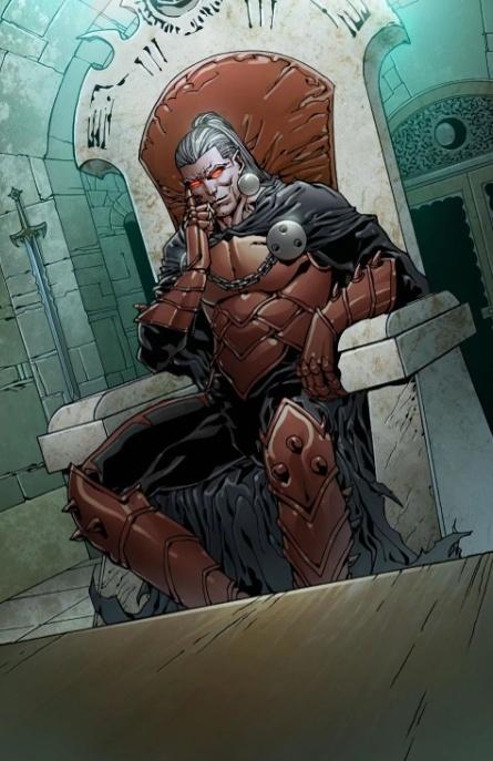 """Во вселенной """"Marvel"""" появилось государство вампиров"""
