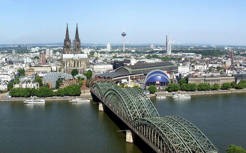 Köln city photo