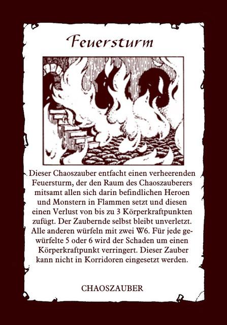 Chaos-Feuersturm