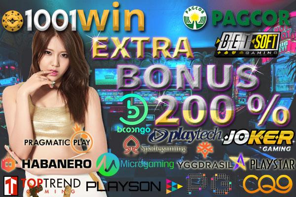Daftar Situs Game Slot Deposit Pulsa Terpercaya 2021 1001win Agen Live Casino Dan Taruhan Bola Promo Bonus Terbesar 2021 Judi Poker Online Terpercaya Judi Bola Online Terbesar