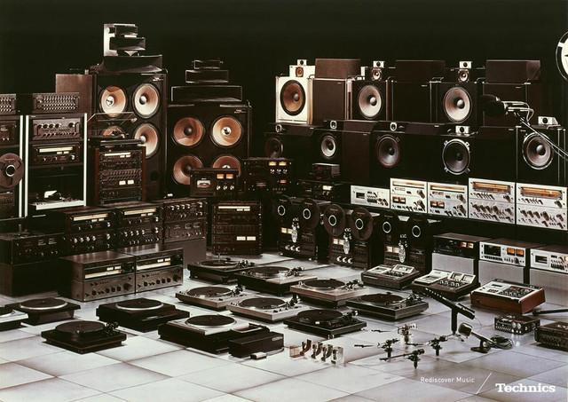 Techincs 1976