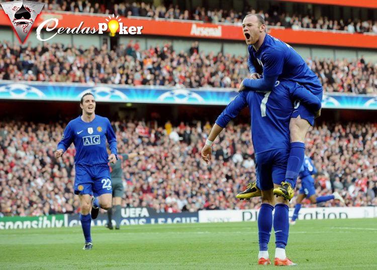 Bagi Wayne Rooney, Cristiano Ronaldo Bukan Rekan Setim Favoritnya